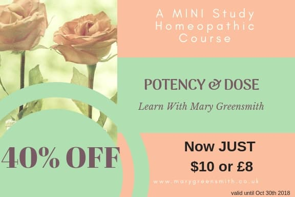 Potency and Dose … Online learning