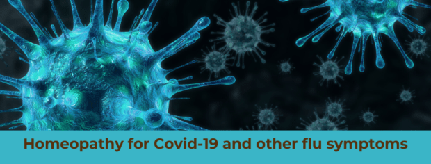 Using Homeopathy for Covid-19 … free course